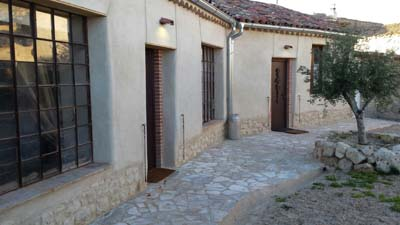 Casa Rural Alamar II - Patio