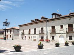 Plaza Mayor de Viloria